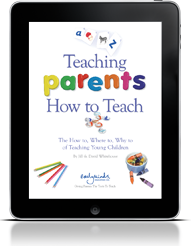 Teaching Parents How To Teach iPad Cover