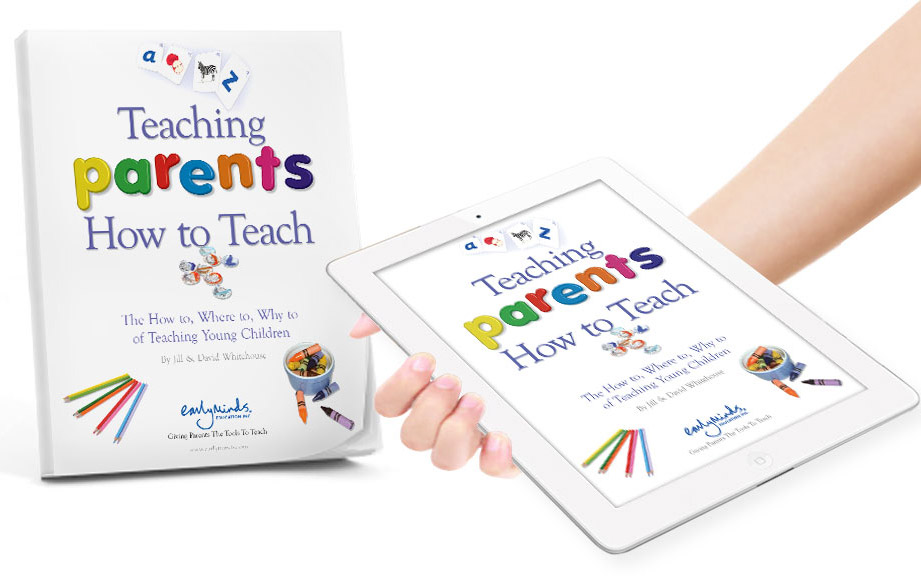 Teaching Parents How To Teach in print and in digital format